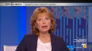 Download Otto e mezzo - Quanto vale Grasso leader (Puntata 11/12/2017) Video