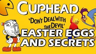 Download Cuphead Easter Eggs And Secrets HD Video