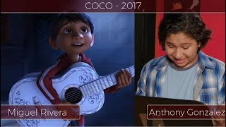 Download Behind The Voices 3 - Coco, Zootopia, Despicable Me,... Video