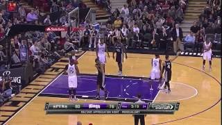 Download Demarcus Cousins trying to bully Tim Duncan Video