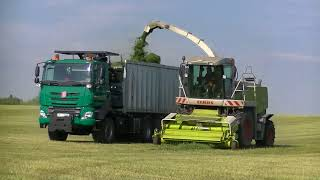 Download 2 Nové Tatry Phoenix s Nástavbami Fliegl při Odvozu Vojtěšky Video