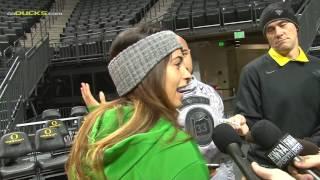 Download Amanda Benson Discusses Preparation Against Miami(OH) Video