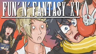 Download FUN 'N' FANTASY XV (Final Fantasy XV Cartoon Parody) Video