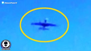 Download FAKE Alien ″Plane″ Vanishes In Front Of Multiple Witnesses! 11/23/2015 Video