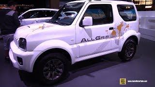 Download 2017 Suzuki Jimny All Grip - Exterior and Interior Walkaround - 2016 Paris Motor Show Video