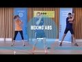 Download NEW Body Project Boxing Abs cardio workout from home Video