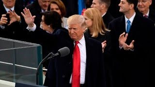 Download Watch Trump's inaugural parade amid DC protests live in 360 degrees Video