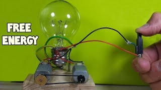 Download Free Energy Light Bulbs 230V - Using Piezo Igniter Video
