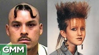 Download 25 Worst Hairstyles Ever Video