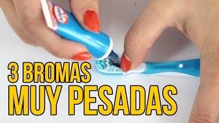 Download 3 BROMAS MUY PESADAS para fastidiar a tus AMIGOS Video