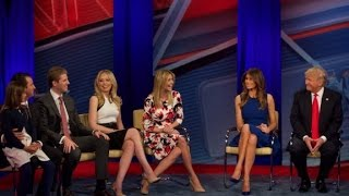 Download Best of the Trump family CNN town hall Video