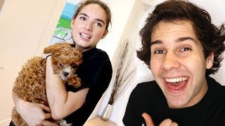 Download SHE THOUGHT SHE WON A NEW PUPPY!! BLOOPERS!! Video