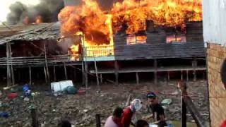 Download KEBAKARAN MAUT KG TITINGAN BLOK 9 DI TAWAU PADA 8/3/2011 Video