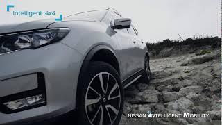 Download The Nissan X-Trail Intelligent 4X4 Video