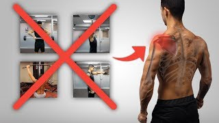 Download 4 Exercises That Are Harming Your Shoulder (And What To Do Instead!) Video