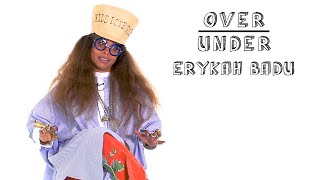 Download Erykah Badu Rates Aliens, Period Tracker Apps, and Porky Pig   Over/Under Video