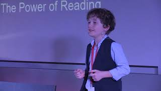 Download The Power and Importance of...READING!   Luke Bakic   TEDxYouth@TBSWarsaw Video