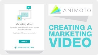 Download ANIMOTO | CREATING A MARKETING VIDEO Video