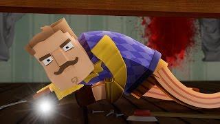Download Minecraft - HELLO NEIGHBOR ‹ O SEGREDO DO VIZINHO › Video