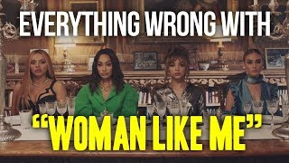 Download Everything Wrong With Little Mix - ″Woman Like Me ft. Nicki Minaj″ Video