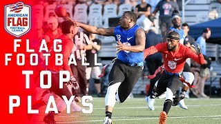 Download Flag Football Top Plays of the AFFL Quarterfinals | NFL Video