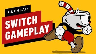 Download 5 Minutes of Cuphead Gameplay on Nintendo Switch Video