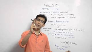 Download mycota /kigdom fungi /biological classification for AIPMT,CMPT,AIIMS Video