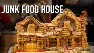 Download DIY JUNK FOOD HOUSE Video
