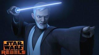 Download Star Wars Rebels: Mid Season 3 Trailer Obi Wan Kenobi Vs Maul Video