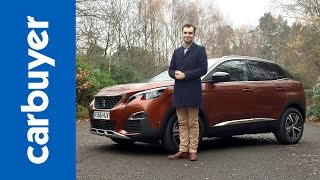 Download Peugeot 3008 SUV in-depth review - Carbuyer Video