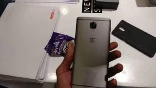 Download OnePlus 3T Hands On - Quick Look Video