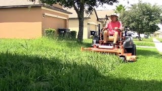 Download Realtime mowing 13 - full clips from thick thick grass vlog 31 Video