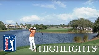 Download Highlights | Rickie Fowler closes for the win at Honda Video