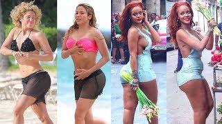 Download Rihanna vs Shakira Transformation ★ 2018 Video