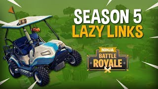 Download Season 5 Is Out! Landing Lazy Links! - Fortnite Battle Royale Gameplay - Ninja Video
