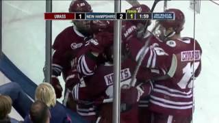 Download UNH Men's Hockey vs UMass Highlights (11-18-16) Video