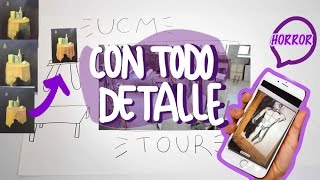 Download Mi experiencia en BELLAS ARTES | Tour facultad, mis trabajos... Video