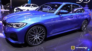 Download 2019 BMW 3 Series 330i M-Sport - Exterior and Interior Walkaround - Debut at 2018 Paris Motor Sh Video