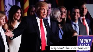 Download Trump, as Outsider, Broke Every Rule on Road to Victory Video
