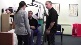 Download Hoist Bed To Chair - Patient Moving & Handling Video