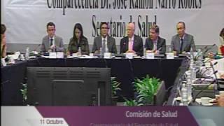 Download Comparecencia del titular de la Secretaría de Salud, José Narro, ante la Comisión de Salud Video