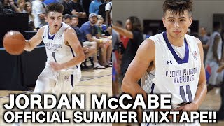 Download Jordan McCabe JUSTIFIES the Hype & Proves He Can Flat Out BALL!! | Official Summer Mix Video
