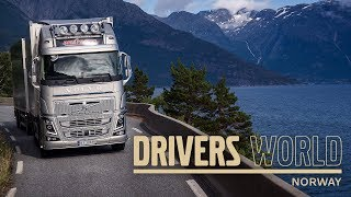 Download Volvo Trucks - Transporting live fish through the Norwegian fjords – Driver's World (EP12) Video