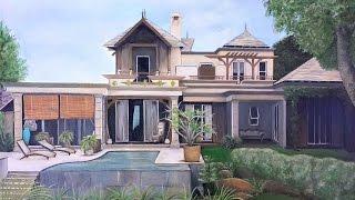 Download Villa For Sale, Bel Ombre, Mauritius Video