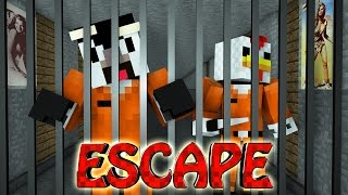 Download Minecraft | Prison Escape - Episode 1! ″ATLANTIC CRAFT IN JAIL″ Video