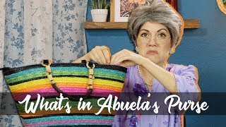 Download What's In Abuela's Purse? Video
