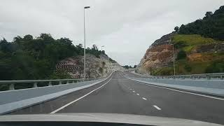 Download Rawang Bypass New Highway Rawang to Sungai Choh (Full Road) 1080 HD Video