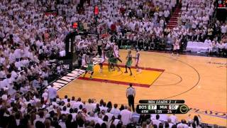 Download Last 4 Minutes Game 5 Celtics at Heat - 2011 Eastern Conference Semi-Finals Video