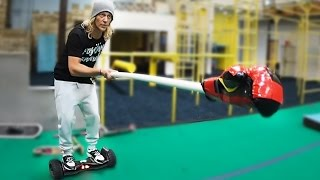 Download Jousting on Hoverboards with Rocco Piazza! Video