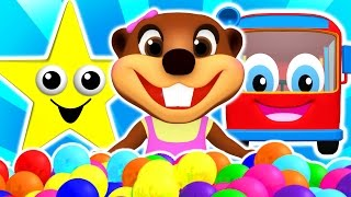 Download ″Baby Star″ Colors for Children to Learn with Songs, Shapes, ABCs & Nursery Rhymes by Busy Beavers Video